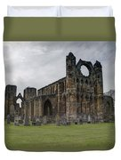 Elgin Cathedral - East View Duvet Cover