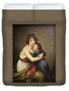 Elisabeth Vigee-lebrun, 1755-1842. Duvet Cover