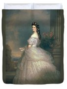 Elizabeth Of Bavaria Duvet Cover