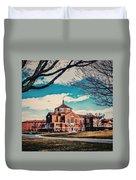 Elizabeth Seton Shrine Duvet Cover