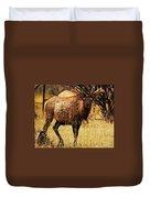 Elk #1 Duvet Cover