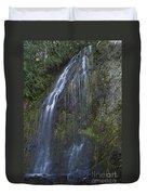 Elkview Falls Duvet Cover