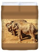 Ellephants Duvet Cover