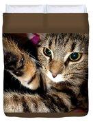 Ellie Cat Duvet Cover