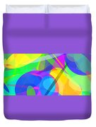 Ellipses 10 Duvet Cover