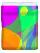 Ellipses 12 Duvet Cover