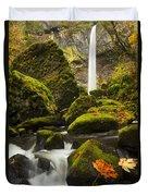 Elowah Autumn Duvet Cover