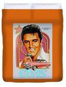 Elvis-an American Classic Duvet Cover