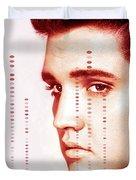 Elvis Preslely Duvet Cover
