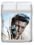 Elvis Presley Sun Studio Collection Duvet Cover