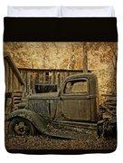 Ely's Mill Dodge Duvet Cover