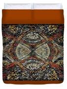Embellished Texture Duvet Cover