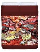 Ember Glow Duvet Cover