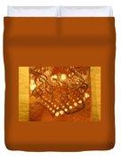 Embers - Tile Duvet Cover