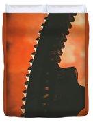Ember's Revolution Duvet Cover