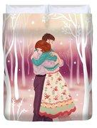 Embrace Duvet Cover