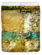 Emerald Bow Duvet Cover