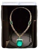 Emerald Prize Duvet Cover