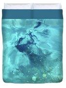 Water Horse Duvet Cover