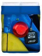 Emergency Stop Duvet Cover