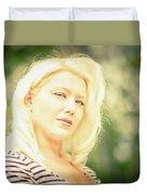 Emily #1 Royal Holden Duvet Cover