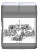 Emory And Henry College Duvet Cover