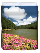 Empadadas Lakes II Duvet Cover