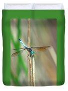 Emperor Dragonfly  Duvet Cover