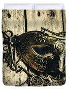 Emperors Keys Duvet Cover