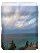 Empire Bluffs 5 Duvet Cover
