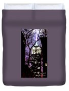 Empire State From Madison Park 1 Duvet Cover