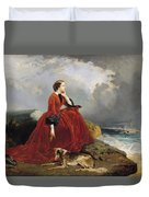 Empress Eugenie Duvet Cover