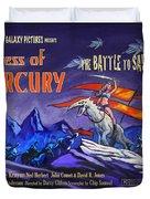Empress Of Mercury 2 Duvet Cover