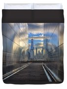 Empty Sky Memorial Duvet Cover