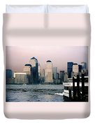 Empty Sky Duvet Cover