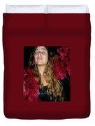 Emulating Janis Duvet Cover