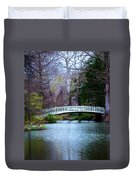 Enchanted Bridge Duvet Cover