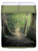 Enchanted Forrest Duvet Cover
