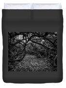 Enchanted Hau Forest Duvet Cover
