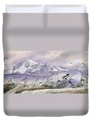 Enchanted Mountain Duvet Cover