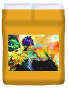 Enchanted Reef #306 Duvet Cover