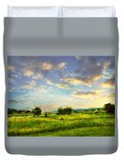 Enchanted Valley Duvet Cover