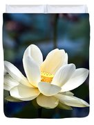 Enchanting Lotus Duvet Cover