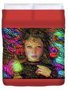 Enchantress  Duvet Cover