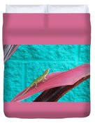 Encounter Duvet Cover