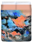 End Of Party Duvet Cover