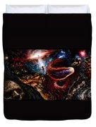 End Of Space Duvet Cover