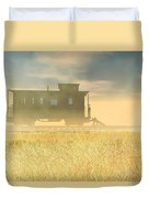 End Of The Line II Duvet Cover