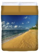 Endless Beach Duvet Cover