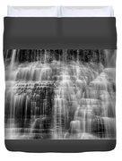 Lower Falls Cascade #2 Duvet Cover